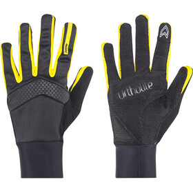 Mavic Cosmic Pro Insulated Gloves yellow mavic